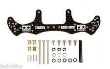 Tamiya 15499 1/32 Mini 4WD HG Parts 1.5mm Rear Carbon Wide Stay Plate Set GP499