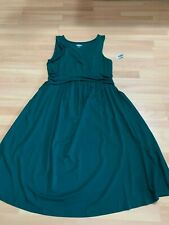 NWT: old navy Maternity Waist-Defined Cross-Front Jersey Dress $37 (S)