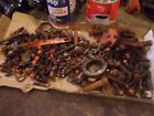 Case VAC14 VAC 14 tractor Box of Bolts nuts parts pieces misc...