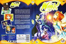 DVD WINX  VOLUME 4