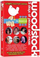 Woodstock - 3 Days Von Peace Und Musik DVD Neu DVD (1000099574)