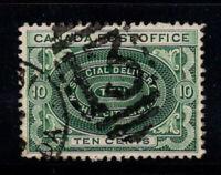 Kanada 1898 Mi. 73 Gestempelt 100% SPEZIELLE LIEFERUNG, 10 C