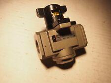 Vanne coupe circuit 3/2 manuelle SMC EVHS4500 F04