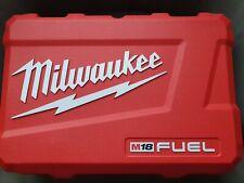 Milwaukee 2997-22 18V COMBO Case For Hammer Drill & Impact 2804-20 2853-20 - NEW