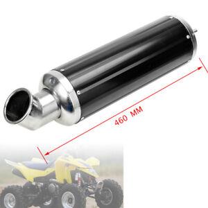 32MM Dirt Pit Bike ATV Motorcycle Exhaust Pipe Muffler Silencer Slip On Killer