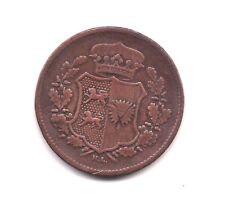 1851-TA German States Scheswig Holstein One Sechsling--Strong Details !!