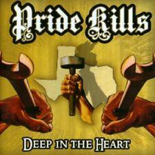 Pride Kills - Deep In The Heart CD 100 DEMONS SWORN ENEMY TERROR HATEBREED CDC
