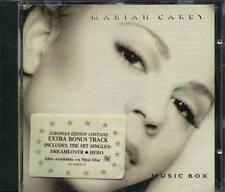 Mariah Carey - Music Box CD Ottimo Con Sticker Versione Europea