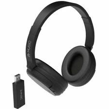 Auriculares inalámbricos para TV R-MUSIC RM311012 - Transmisor USB - Negro