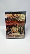 U.S. DEPT OF STATE TODAY IN WASHINGTON: THE MEDIA AND DIPLOMACY SEALED DVD