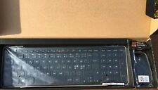 New NORDIC REAL-DEAL DELL WIRELESS MSE/KYBD/DONGLE KM714 NORDIC X59WD