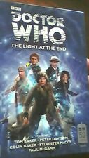 Doctor Who  The Light at the End  & The Revenants - 5 disc audio CD Ltd. Edition