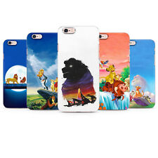 Lion King Simba Disney gel/plastic phone case for iphone