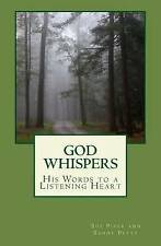 NEW God Whispers: His Words to a Listening Heart by Sue Piper