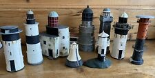 More details for goteborgs-posten nautical scale model lighthouse collectable set. johan eberfors