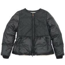 New Tory Burch Medium Down Puffer Coat Jacket Michelle Black