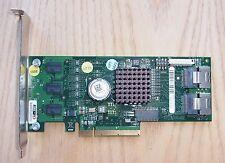 SAS SATA RAID Controller FSC D2516-C11 FP LSISAS1078 PCIe 2-CH/256MB + Händler +