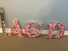 Sorority AGD Wood Letters