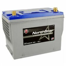 USA NorthStar Pure Lead AGM NS70 BATTERY 12 1010CCA NSB-AGM24F EXTREME 4WD