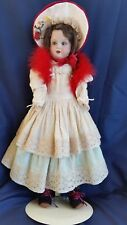 "A M 370 Antique German Doll 20"""