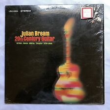 JULIAN BREAM 20TH CENTURY GUITAR RCA STEREO LSC -2984  RECORD ALBUM LP VG