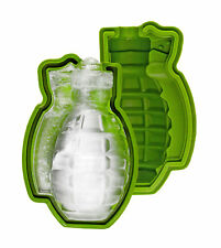 Grenade Shaped Ice Candy Chocolate 3D Shaped Maker Mould Tool Gift Novelty Gag