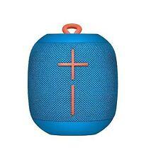 Ultimate Ears Wonderboom Portable Bluetooth Speaker Subzero Blue Express Postage