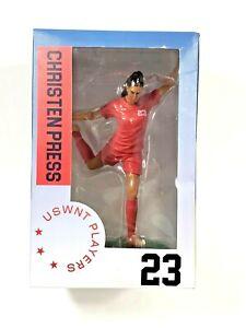 Christen Press Culturefly USWNT #23 Figure United States Women's Soccer Sealed
