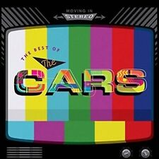 Cars Moving In Stereo The Best Of The Cars vinyl LP NEW sealed