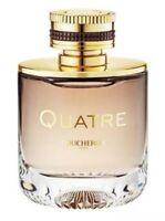 Boucheron Quatre Absolu de Nuit EDP 50ml Eau de Parfum for Women New&Sealed