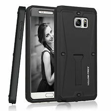 iPhone 6s Plus Case, Hybrid Impact Full Body Triple Armor Hard Soft Cover Bumper