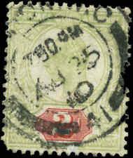 Great Britain Scott #130 Used