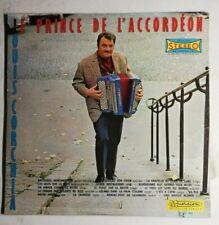 N178 Vinyle 33 Tours Louis Corchia le prince de l'accordéon