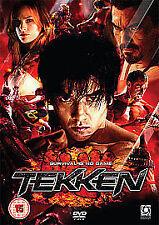 Tekken [Blu-ray], New DVD, Tamlyn Tomita, Kelly Overton, Cary-Hiroyuki Tagawa, D