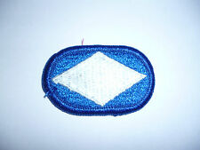 US ARMY BASIC PARACHUTE WINGS COTH BACKING OVAL.11