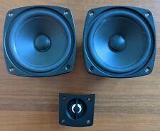 Set of Boston Acoustics Lynnfield VR 950 Series Midrange and Tweeter speakers