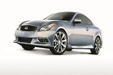 NEW OEM INFINITI G37 COUPE IPL SIDE SKIRTS FACTORY PAINTED