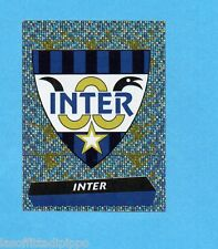 PANINI CALCIATORI 2000/2001- Figurina n.121- INTER - SCUDETTO/BADGE -NEW