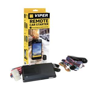 Viper DS4+ Remote Car Starter DS4VB Kit - Remote 1/2mi - App Control 150Ft -New!