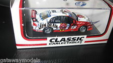 CLASSIC 1/64 FORD FALCON BA DJR W DAVISON #18 2007 CASE SIGNED BY DICK JOHNSON