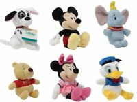 DISNEY BABY MINI JINGLERS - DISNEY CHARACTER RATTLE TOYS - CHOOSE CHARACTER
