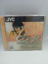 JVC Music Audio CD-RA80 New & Sealed x 5