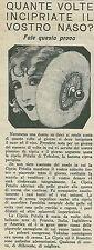 W6770 Cipria Tokalon - Pubblicità 1936 - Advertising