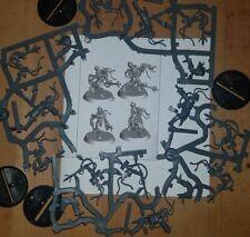4 Negavolt Cultists - Chaos  -  Warhammer 40K Blackstone Fortress