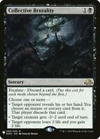 Collective Brutality x1 Magic the Gathering 1x Mystery Booster mtg card