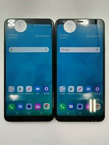 Lot of 2 LG Stylo 4 Q710ULM US Cellular Check IMEI Good Condition LR-710