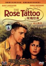 The Rose Tattoo - All Region Compatible Anna Magnani,  Marisa Pavan NEW DVD
