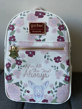 Loungefly Harry Potter Always Mini Backpack NWT
