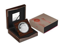 2018 ARMISTICE CENTENARY 1918-2018 $30 1kg SILVER PROOF COIN REMEMBRANCE #9/50