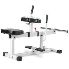 XMark Fitness Seated Calf Raise Machine - XM-7613-WHITE - Brand New!